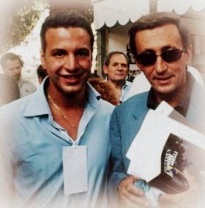 Alessandro Nardone e Gianfranco Fini